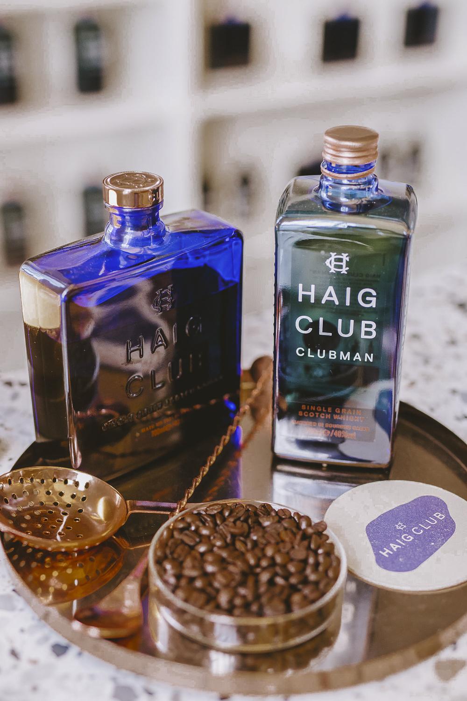 The Haig Club pop up bar