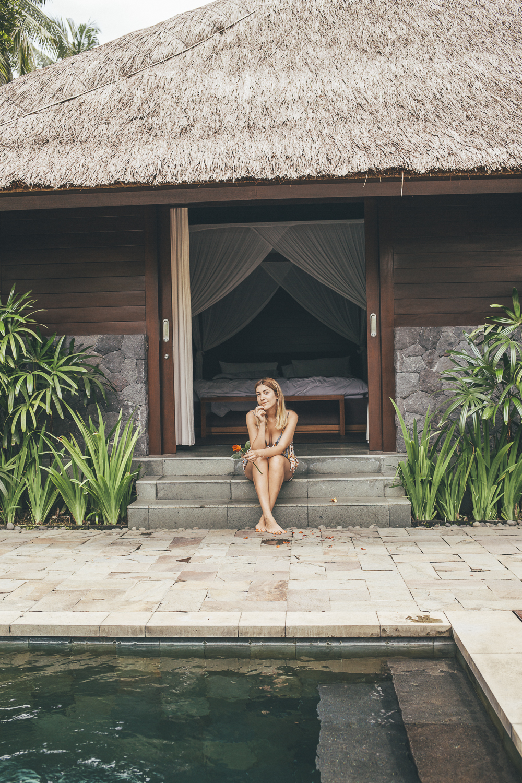 Kayumanis Ubud private villa