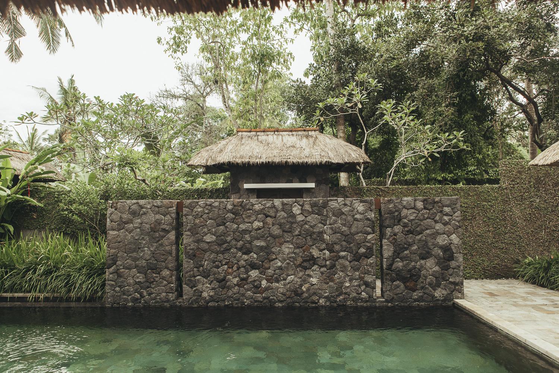 Kayumanis Ubud private pool