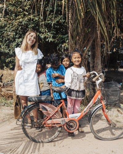 visit local village siem reap