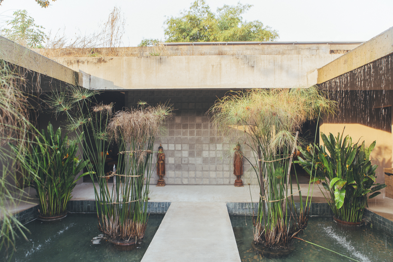 Siem Reap Hotels: templation bar and reception