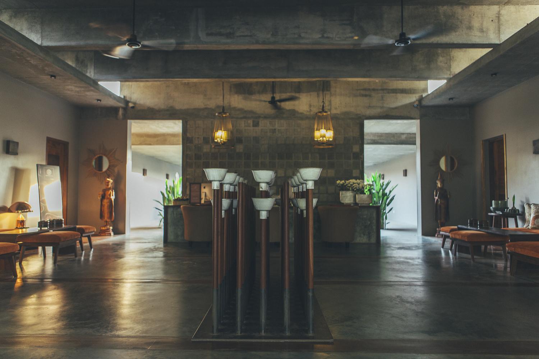 Siem Reap Hotels: templation reception