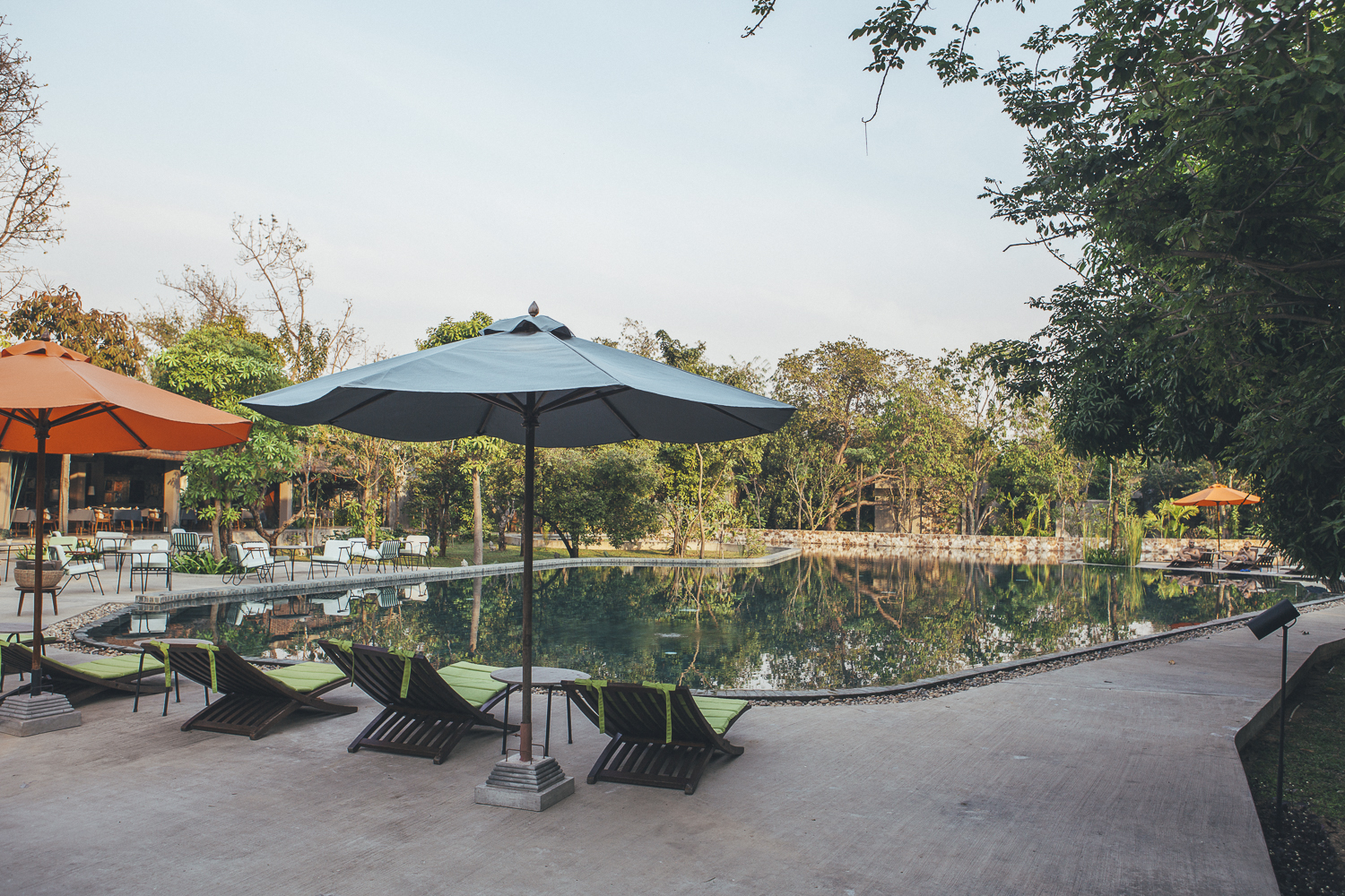 Siem Reap Hotels: templation main pool
