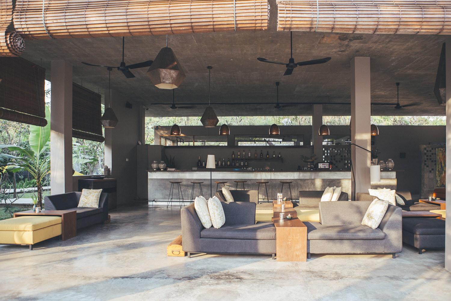 Siem Reap Hotels: templation bar and restaurant