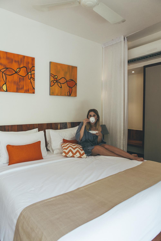 Siem Reap Hotels: templation room