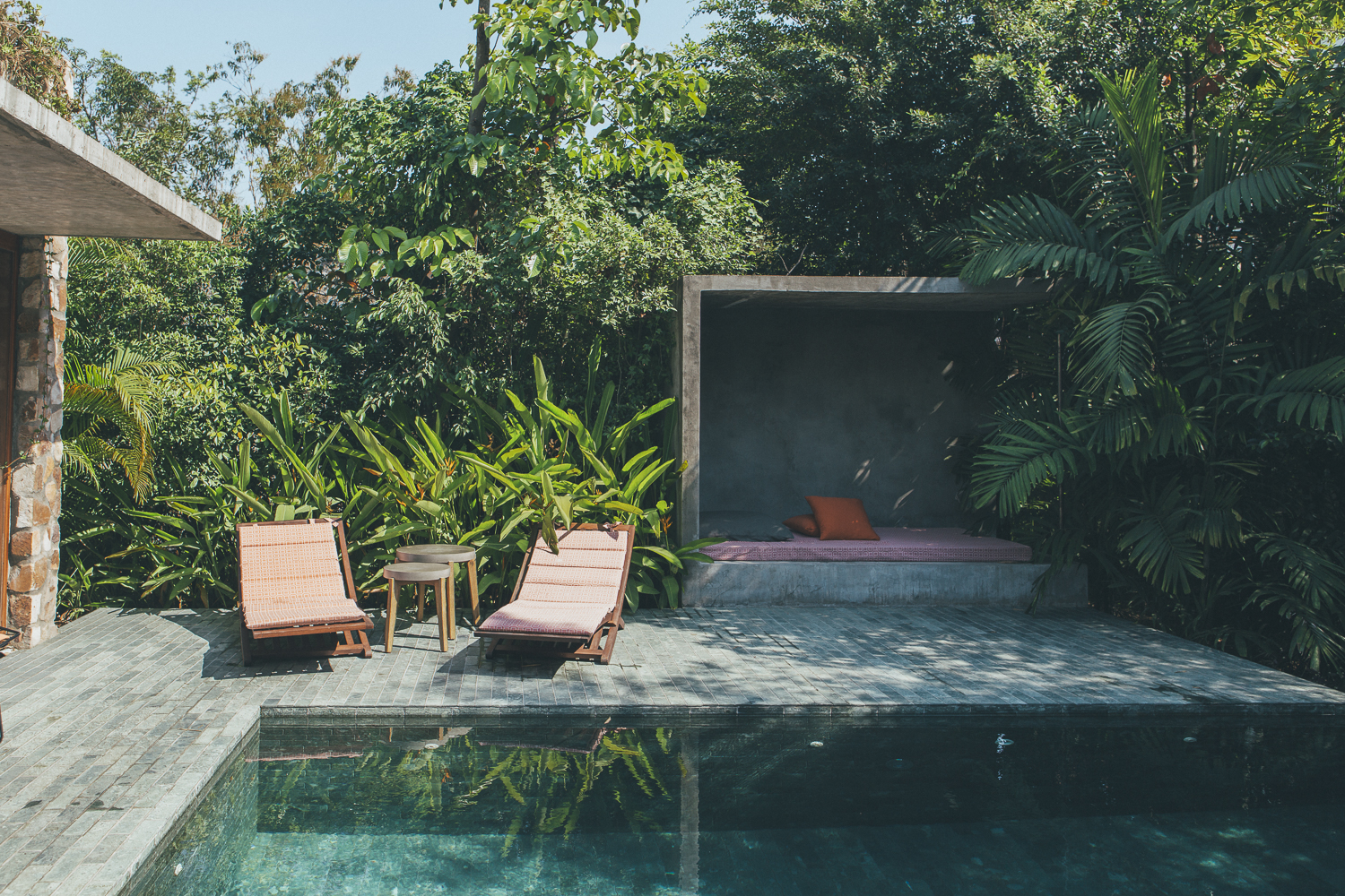 Siem Reap Hotels: templation swimming pool