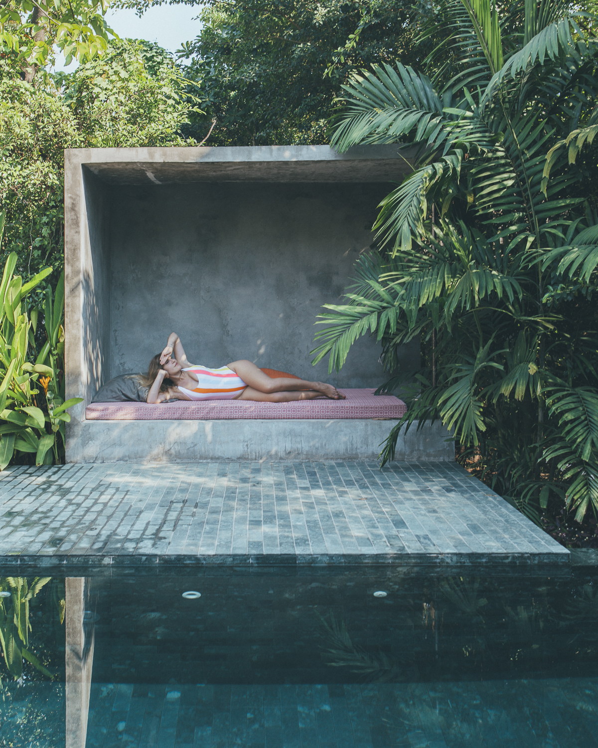 Siem Reap Hotels: templation pool