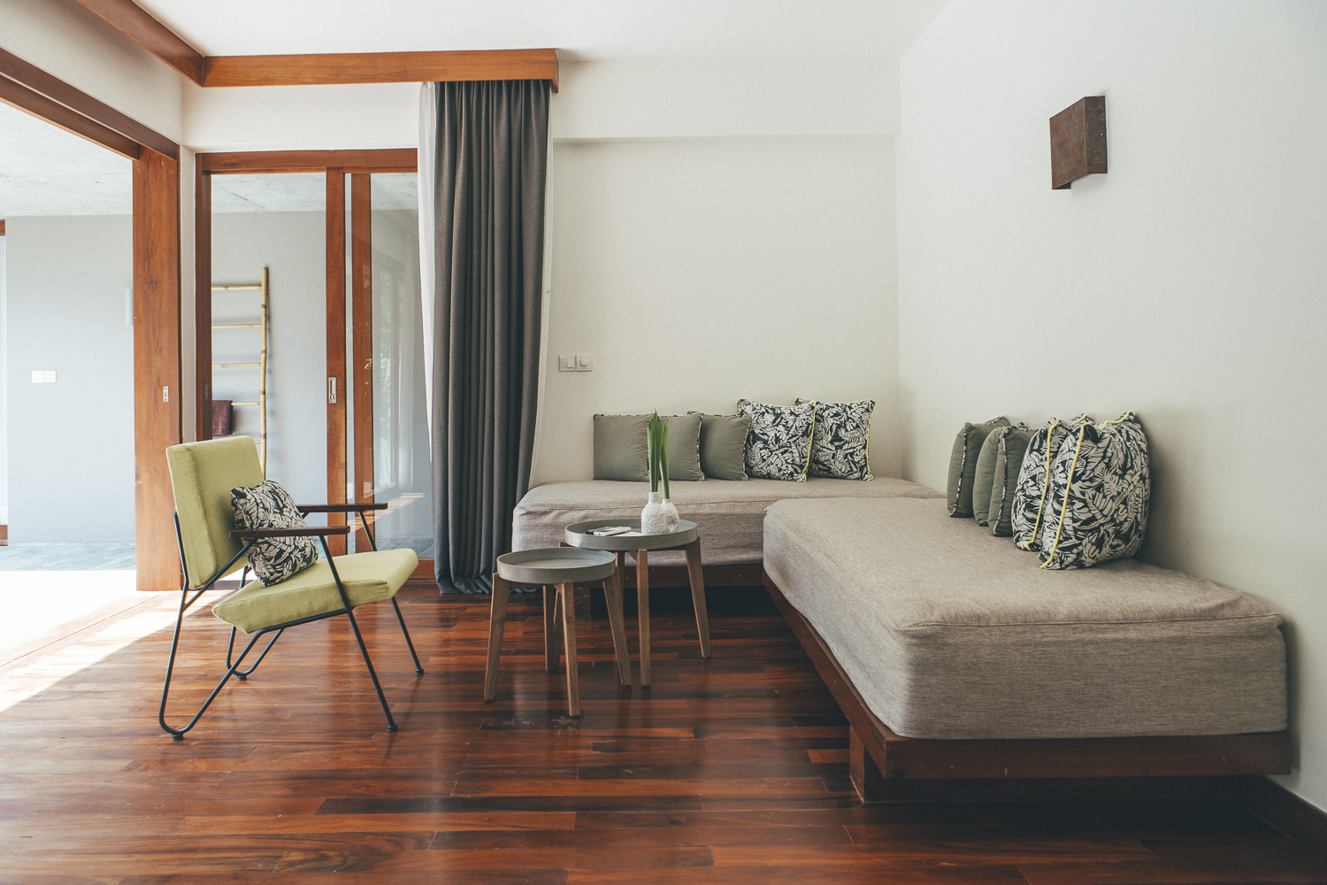 Siem Reap Hotels: templation living space