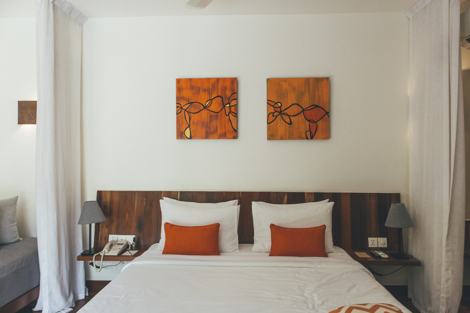 Siem Reap Hotels: templation room