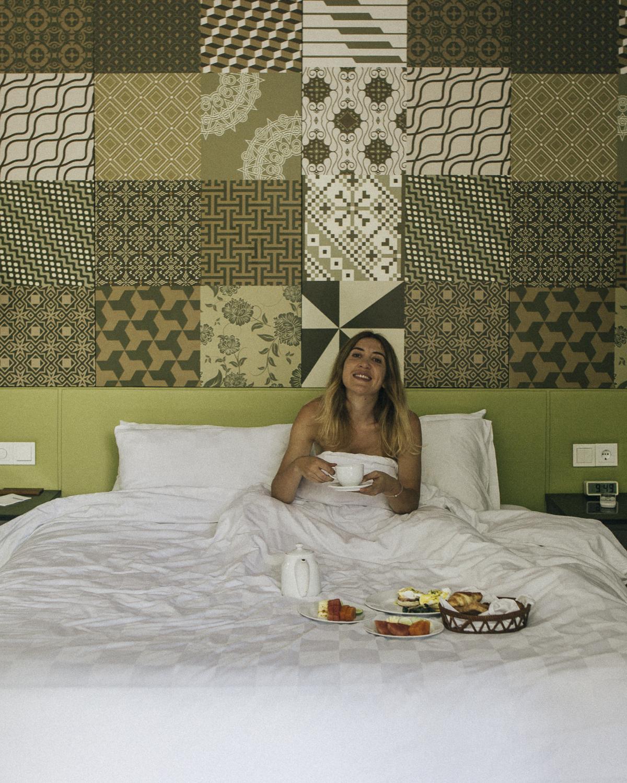 The Elysian Seminyak bedroom
