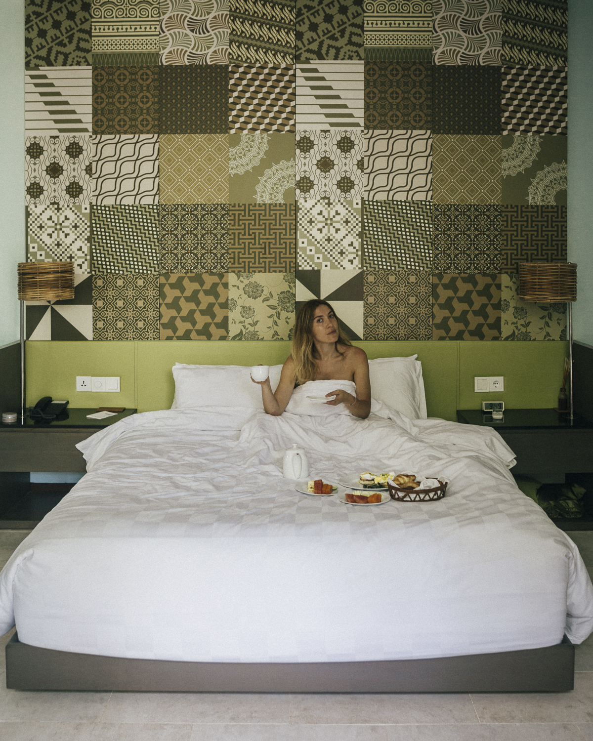 The Elysian Seminyak bedroom