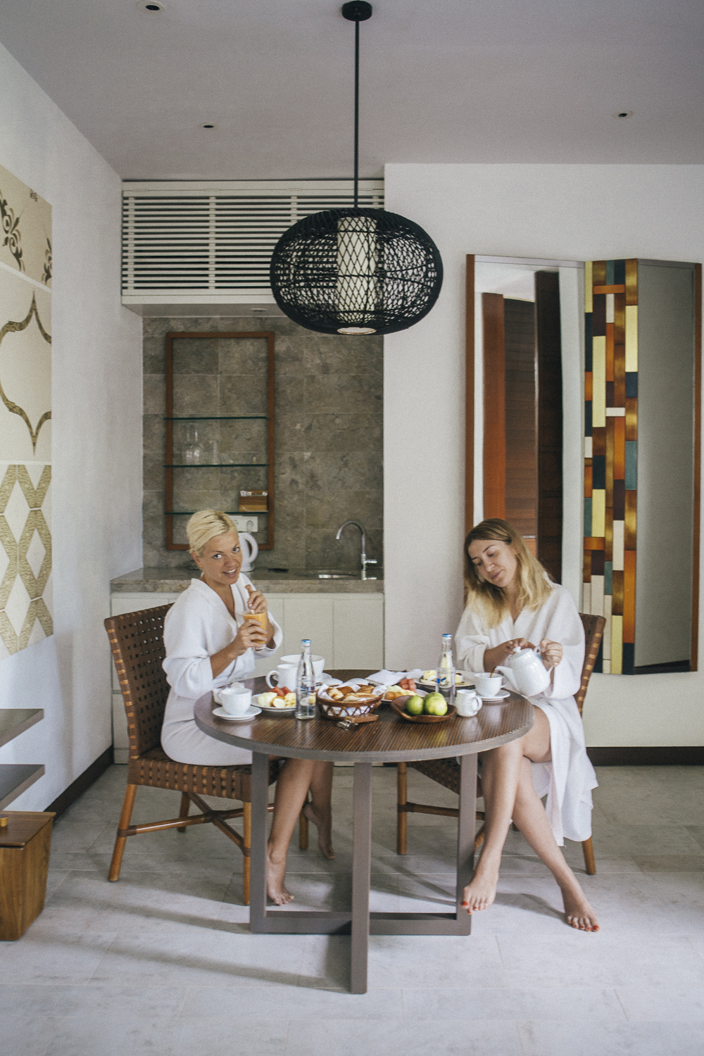 The Elysian Seminyak breakfast