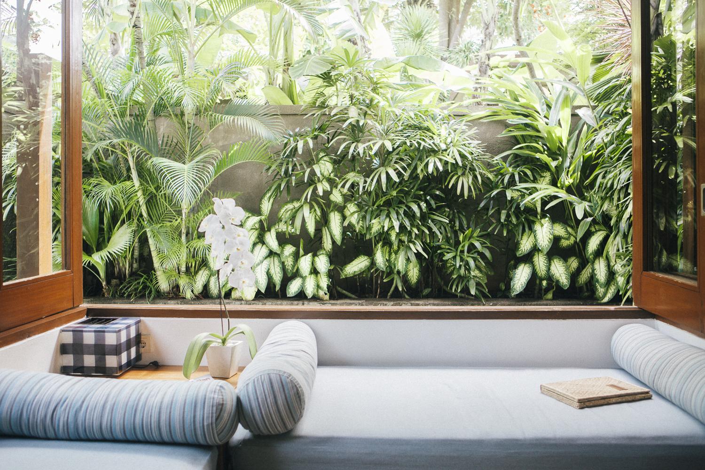 The Elysian Seminyak living area