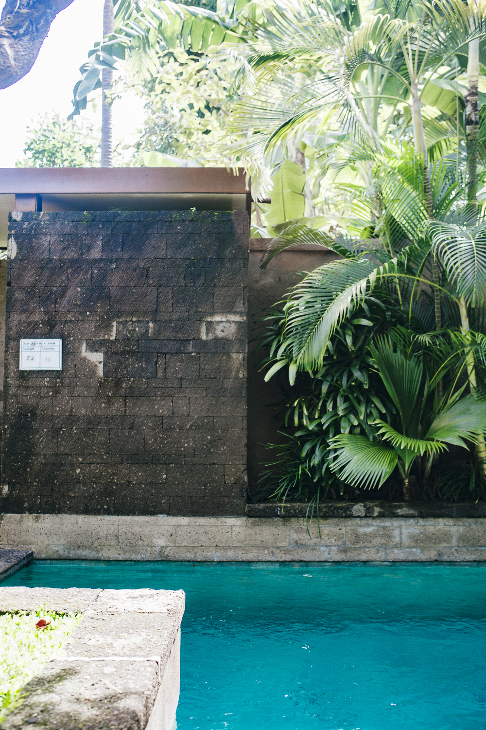 The Elysian Seminyak private pool