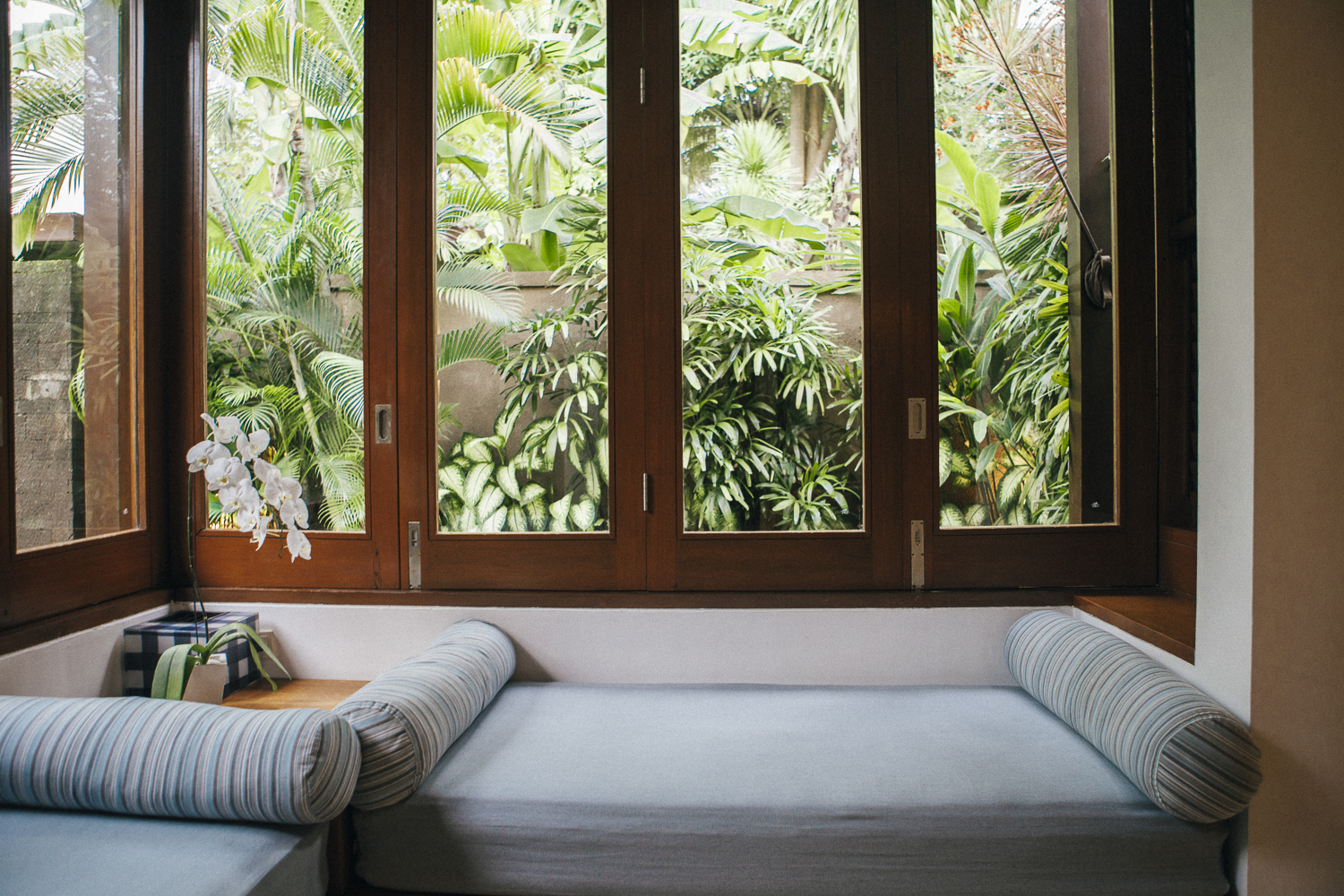 The Elysian Seminyak living area