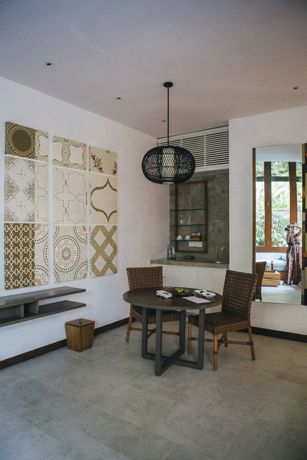 The Elysian Seminyak kitchen