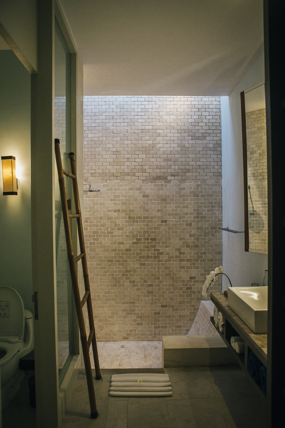 The Elysian Seminyak bathroom