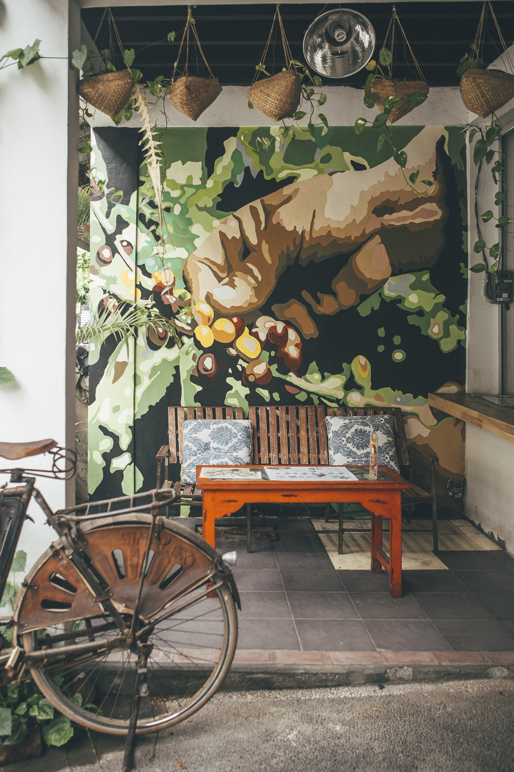 Bali Food guide: The Koop Cafe