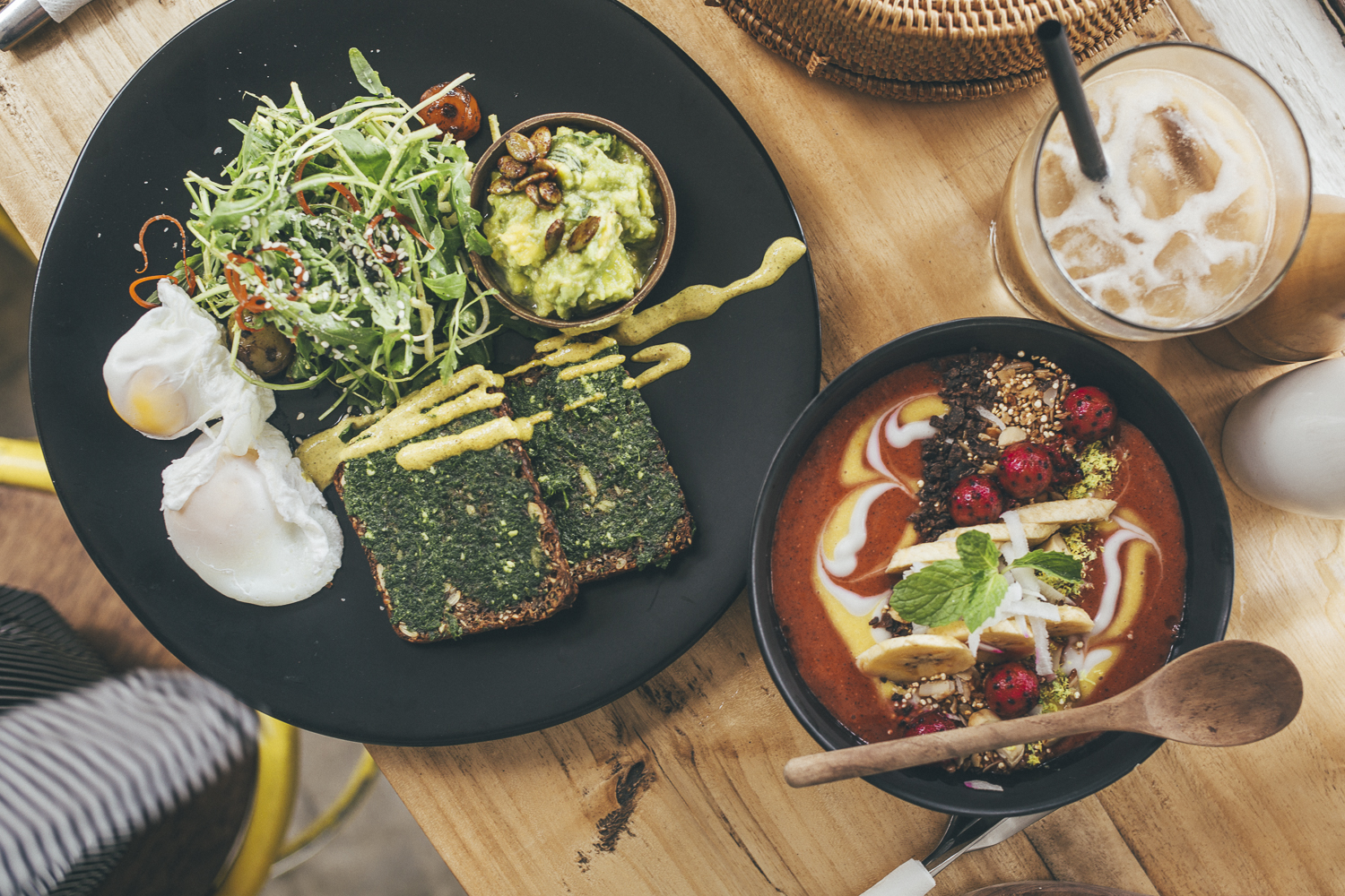 Bali Food guide: Two Trees Eatery