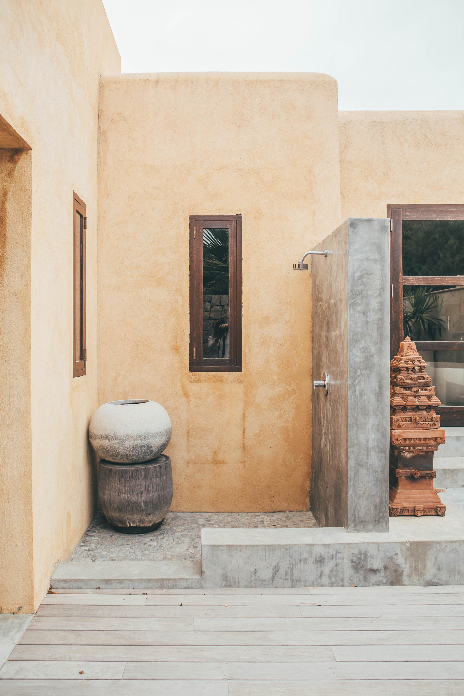 Harissa Villa patio