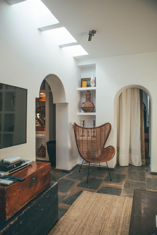 Harissa Villa living room