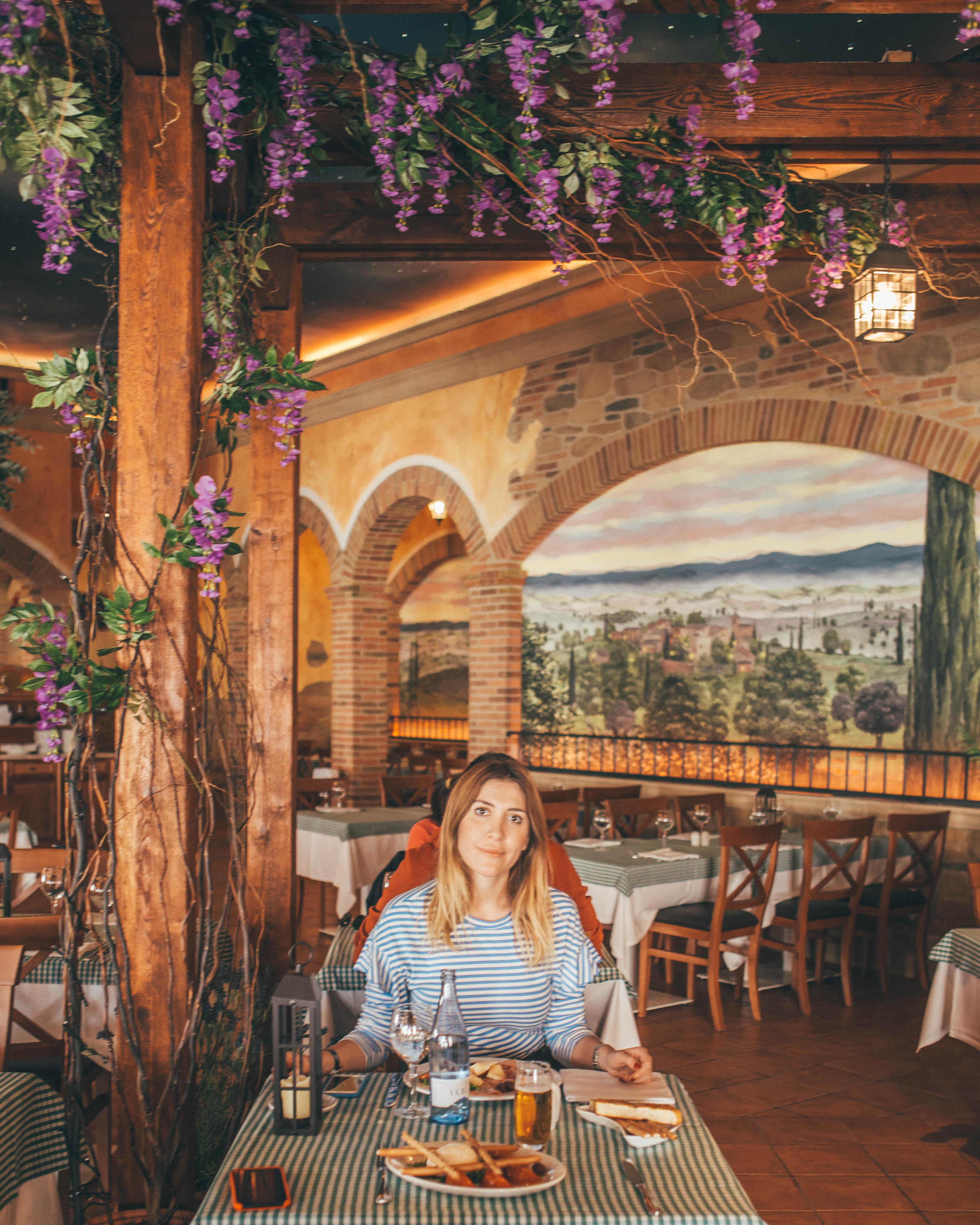Port Aventura World Ferrari Land Restaurants