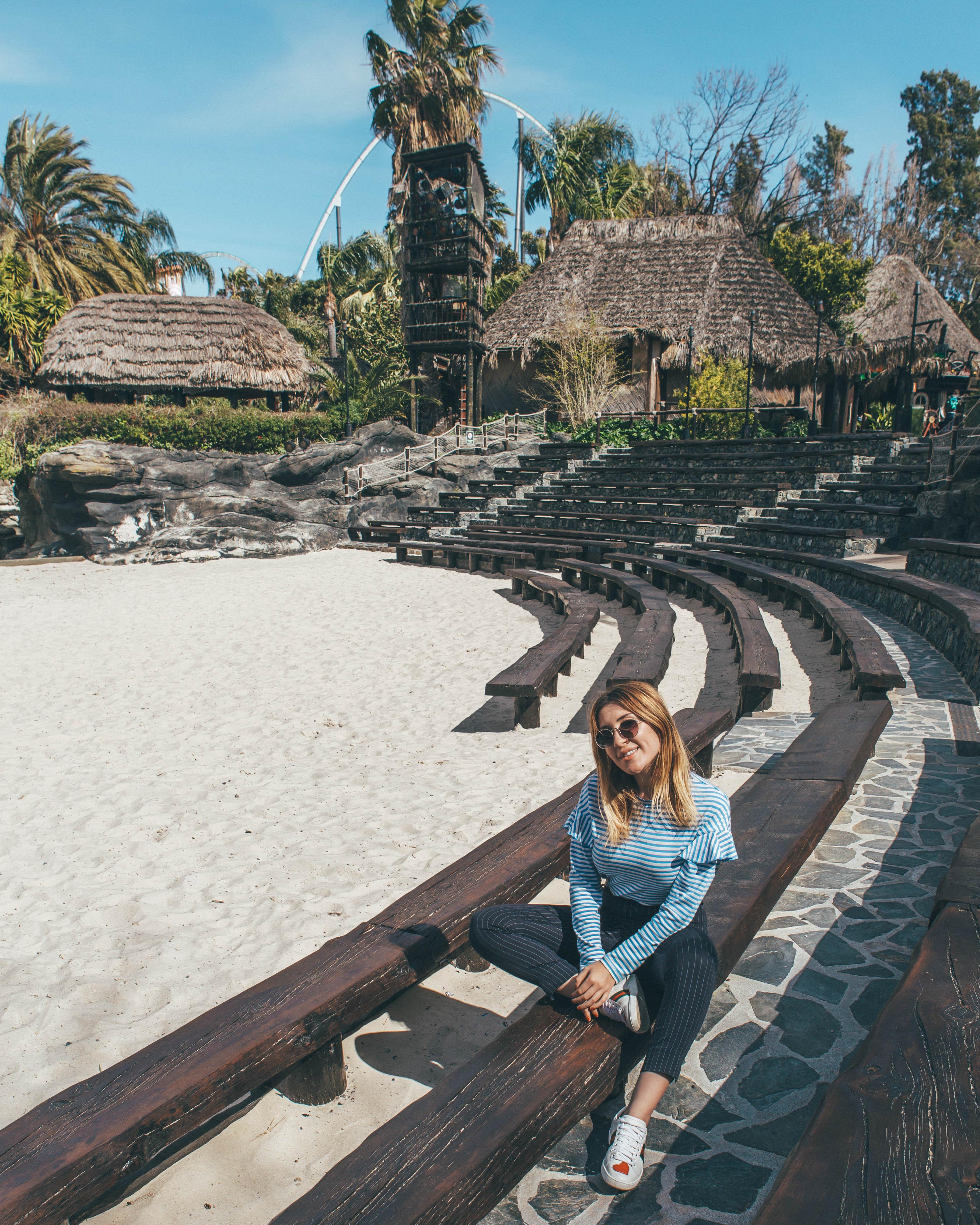 Port Aventura World Polynesia