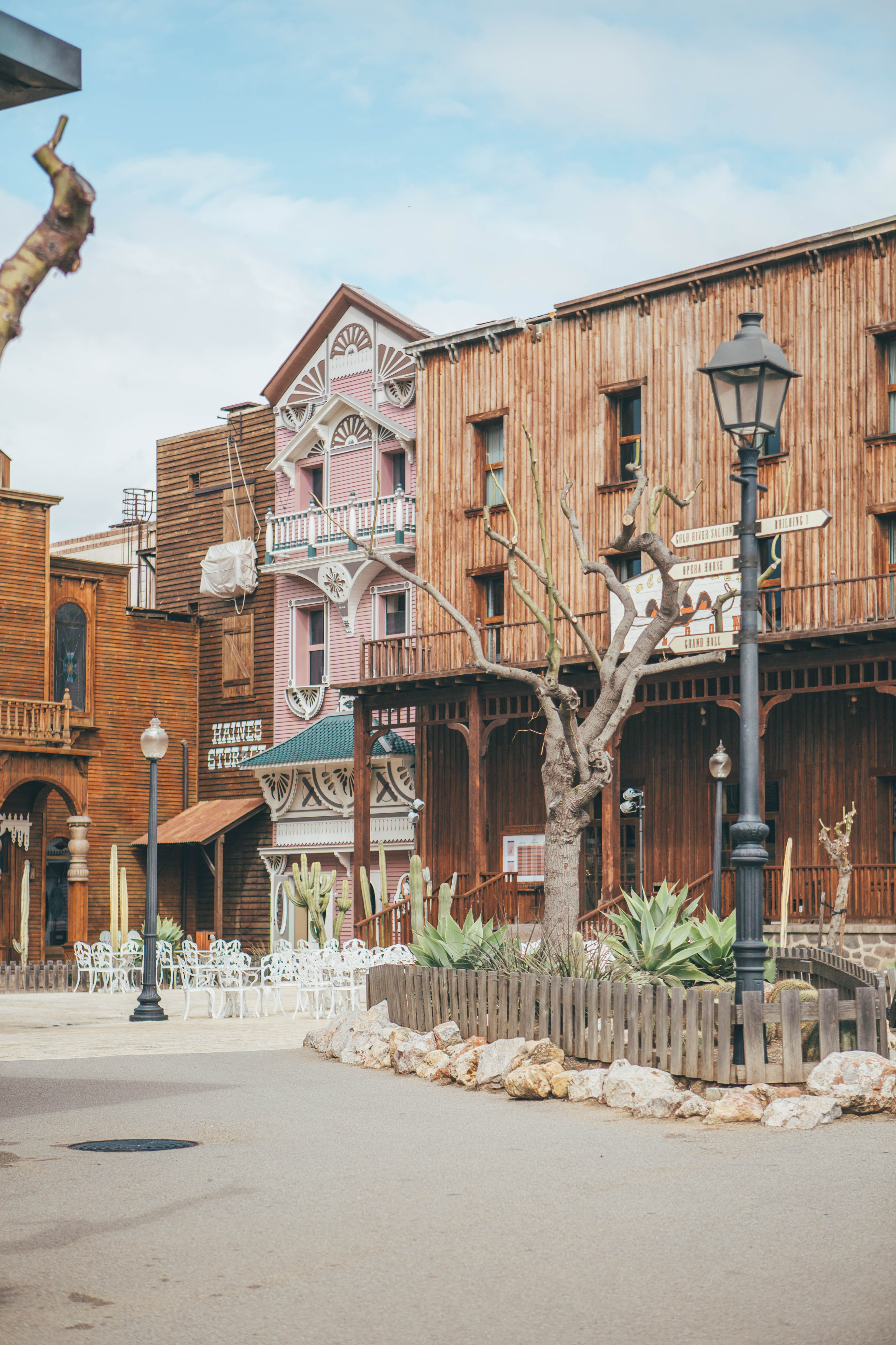 Port Aventura World Far West