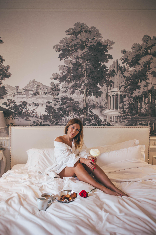 Hotel Hermitage room
