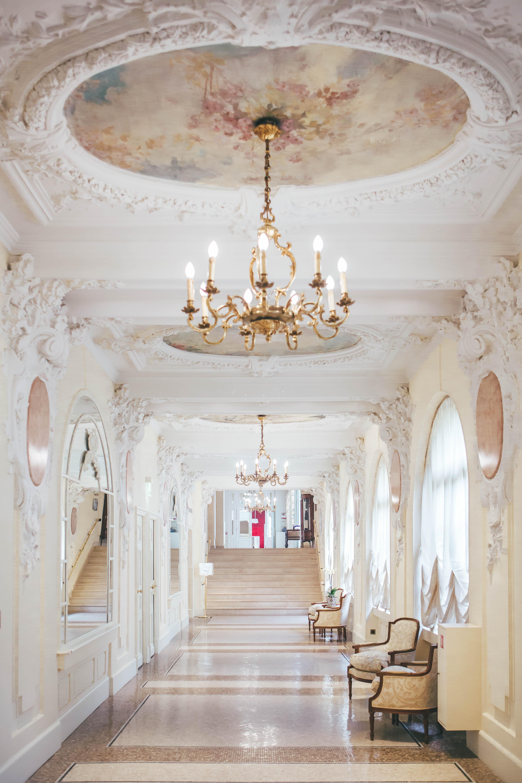 Hotel Hermitage decor