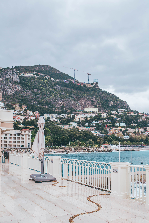 Monte Carlo Bay pool area