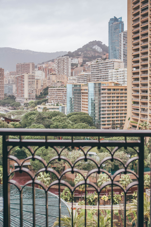 Monte Carlo Bay balcony