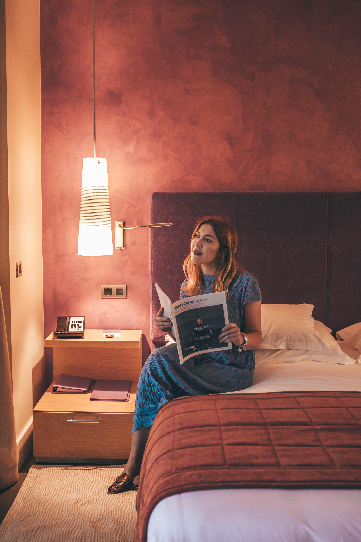 Monte Carlo Bay room