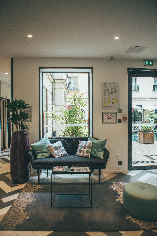 Living my Parisian Life at Citadines Apart'hotel
