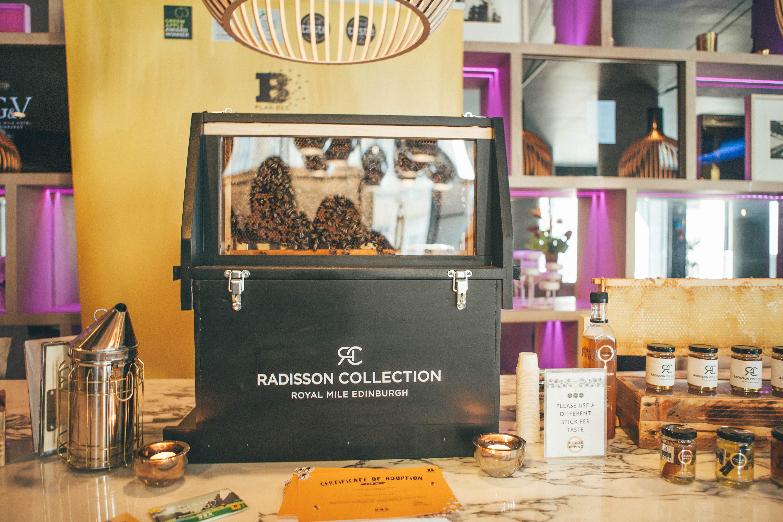 Radisson Collection Royal Mile beehive