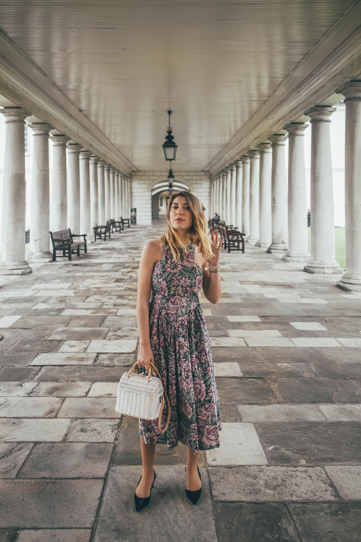 rokit vintage dress