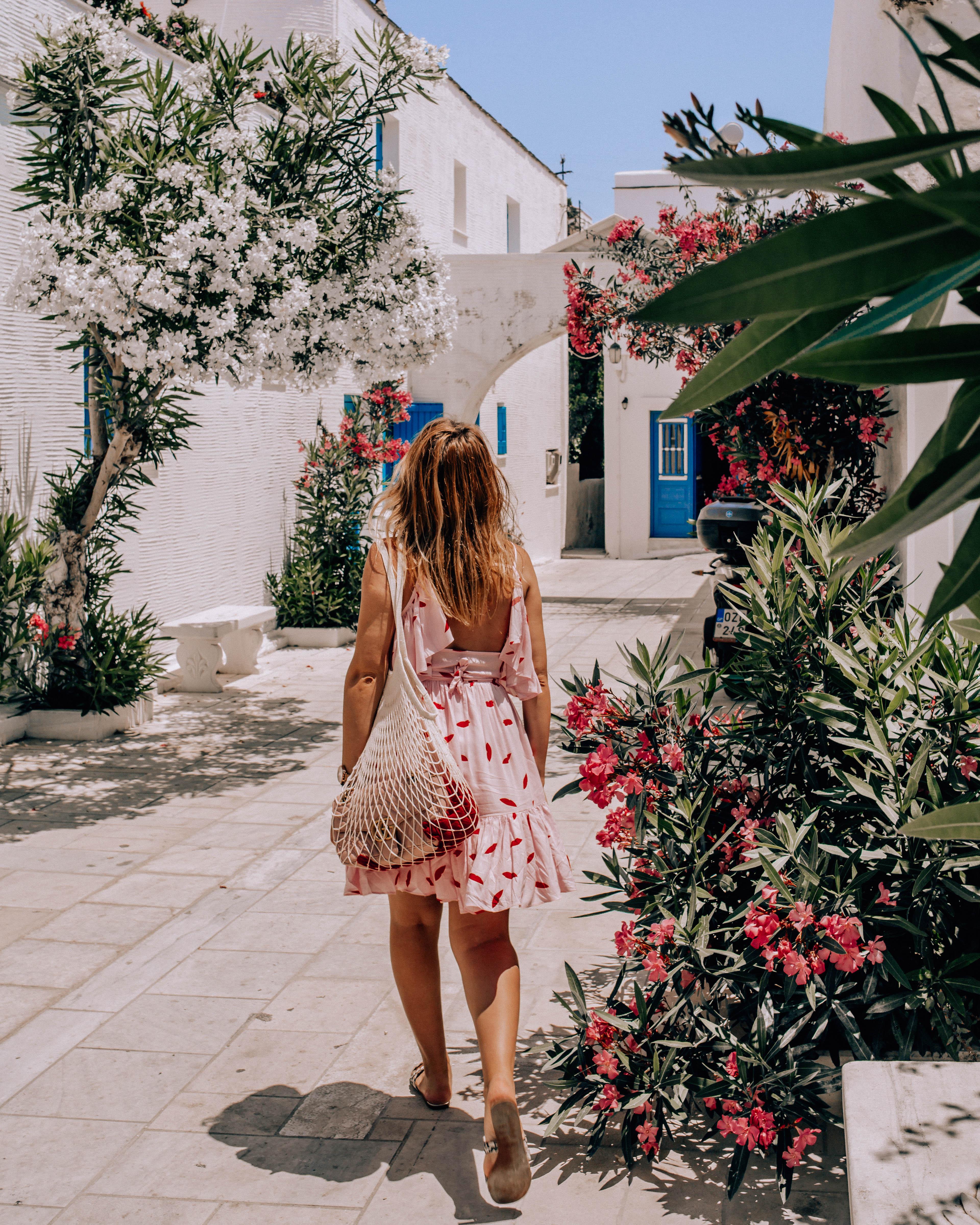 3 Days on the Greek Island Tinos