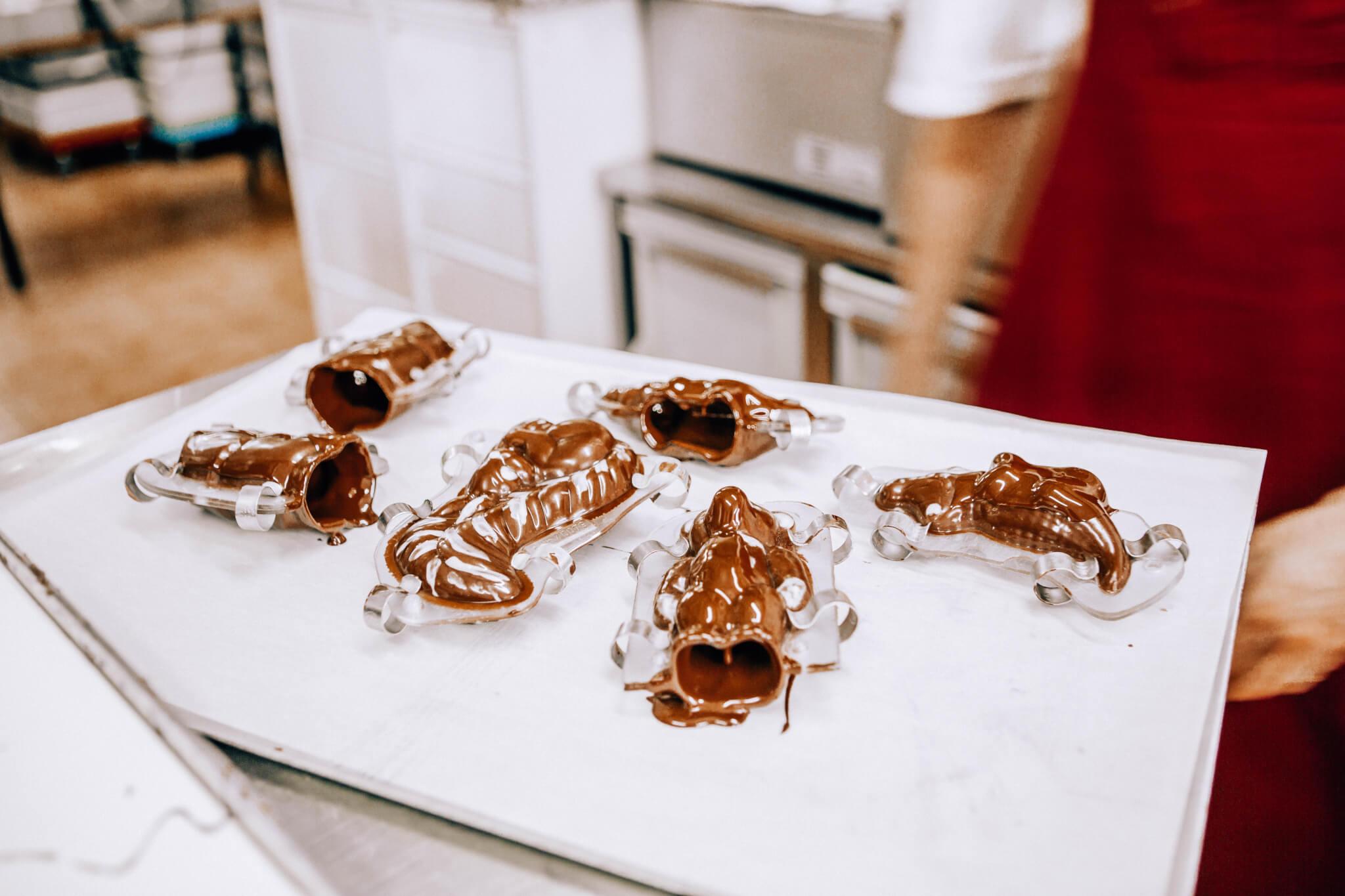 Chocolate Making Workshop atDurig Chocolatier