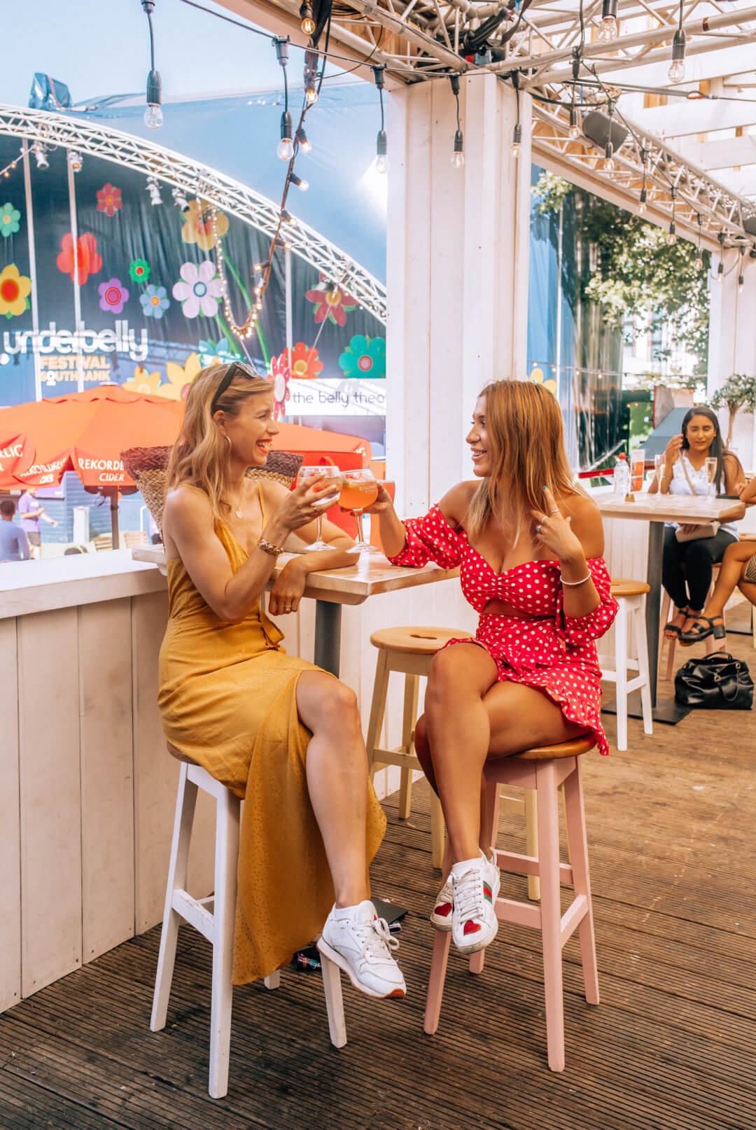 Rekorderling Bar Southbank London
