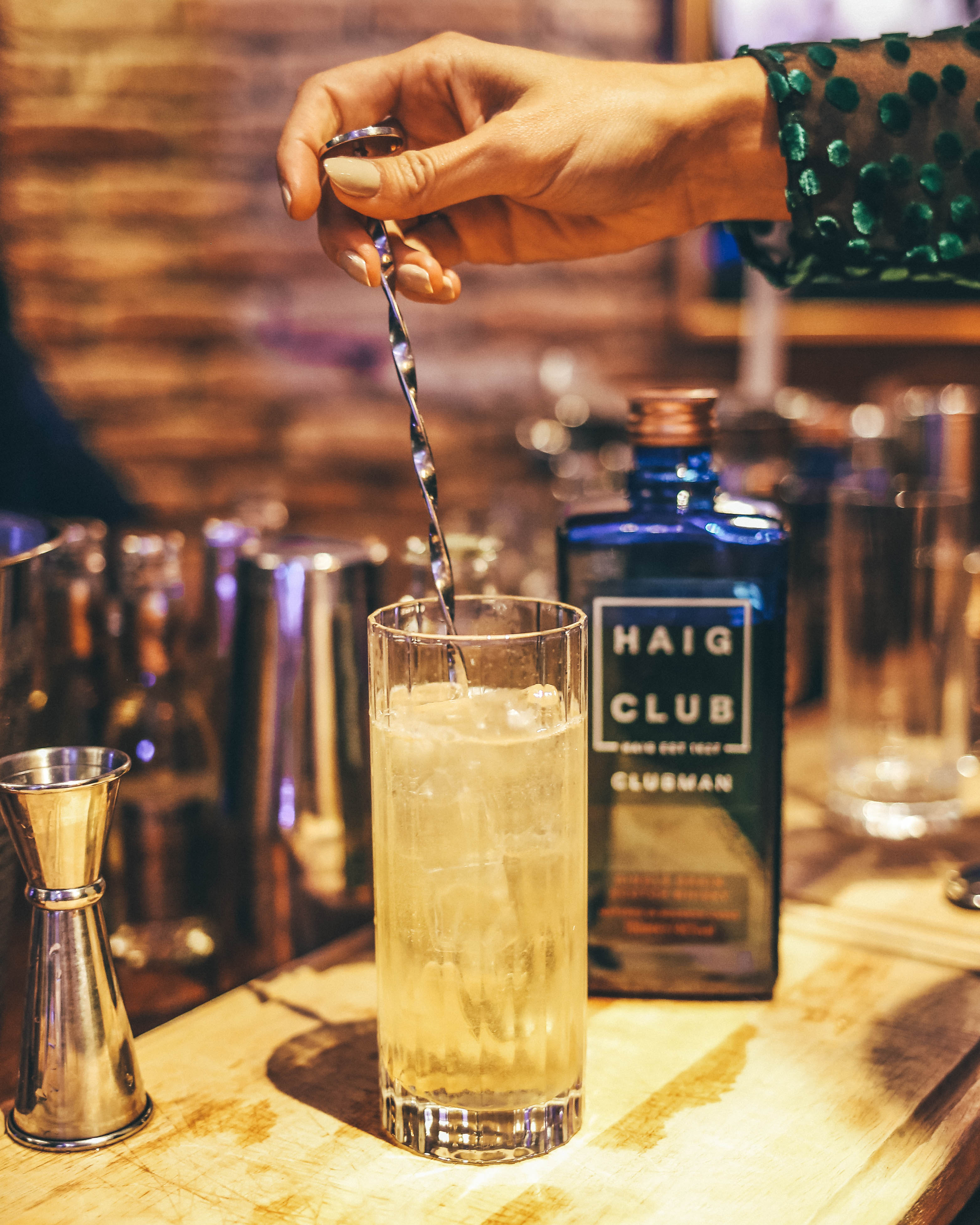 Haig club cocktails