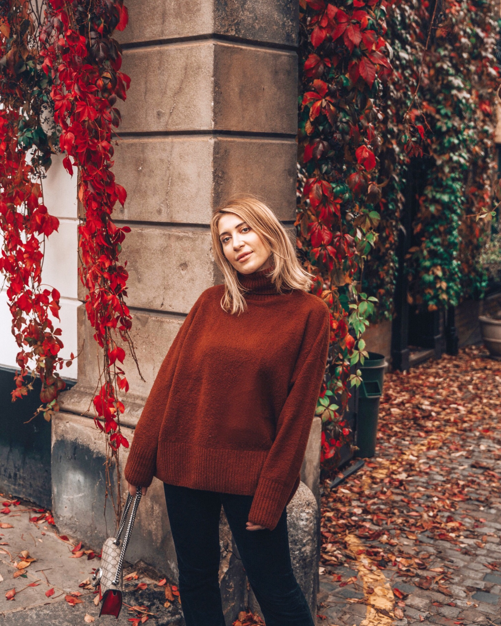 Cosy knits fall fashion trends