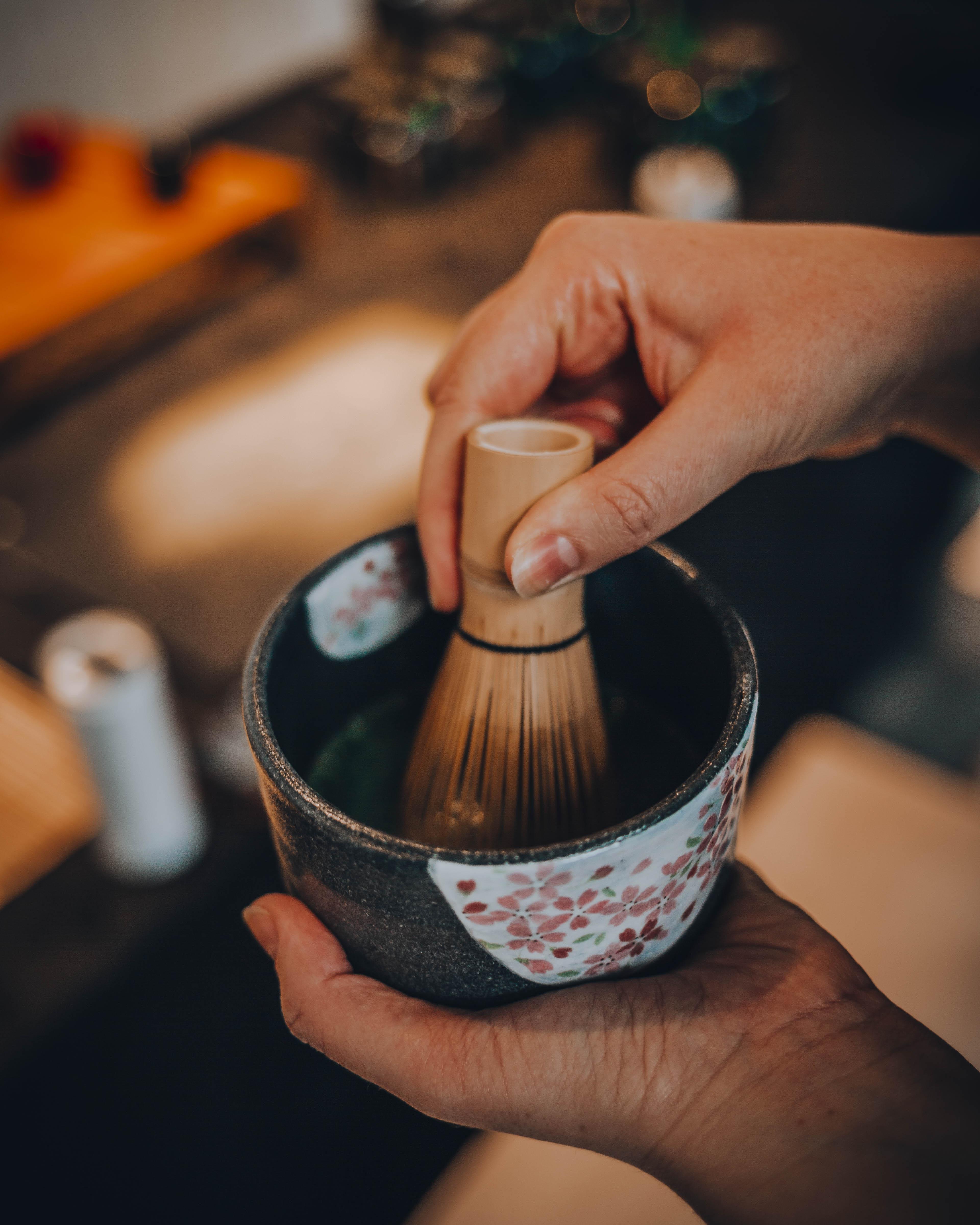how to prepare matcha