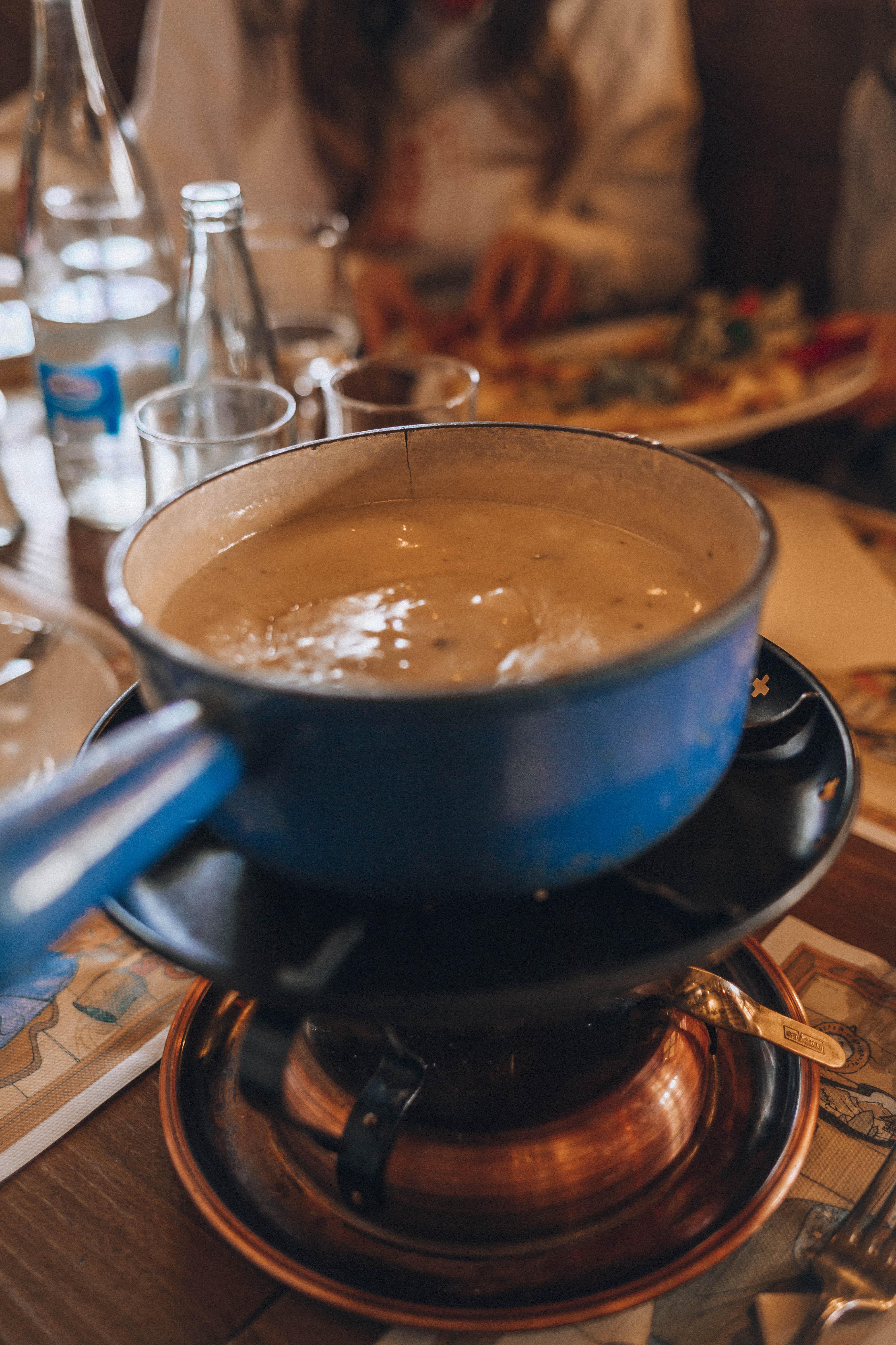 food in Verbier Verbier