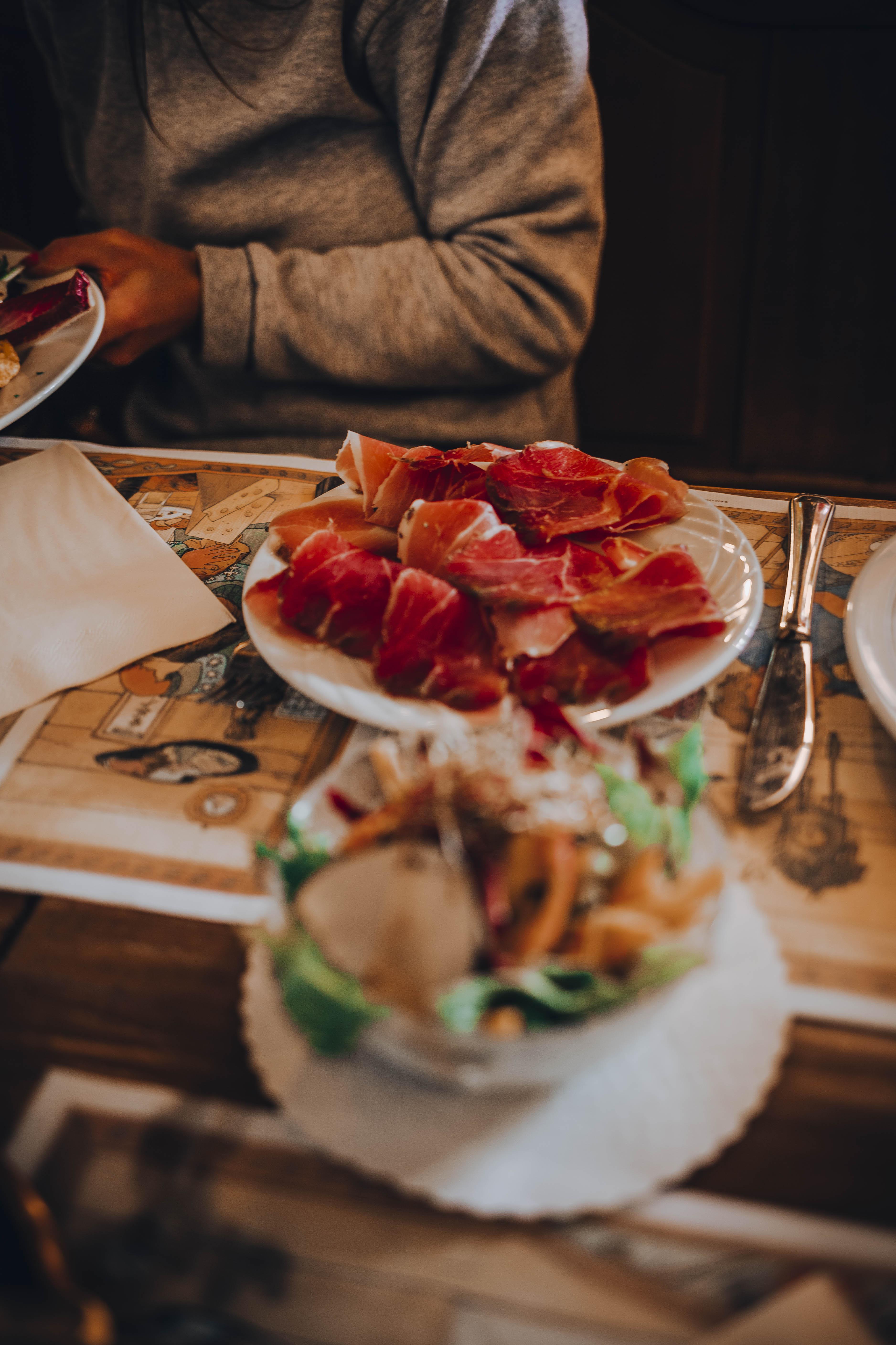 food in verbier