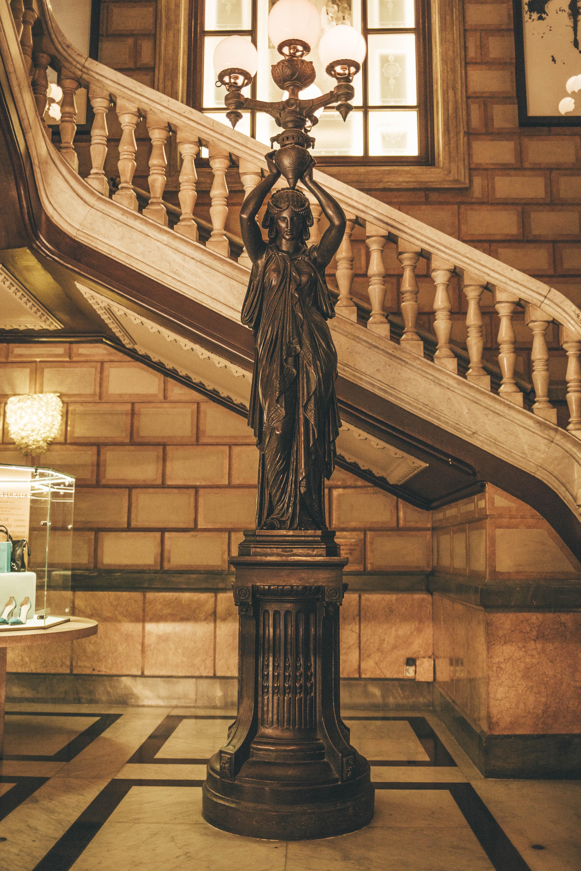 Cotton House Barcelona staircase