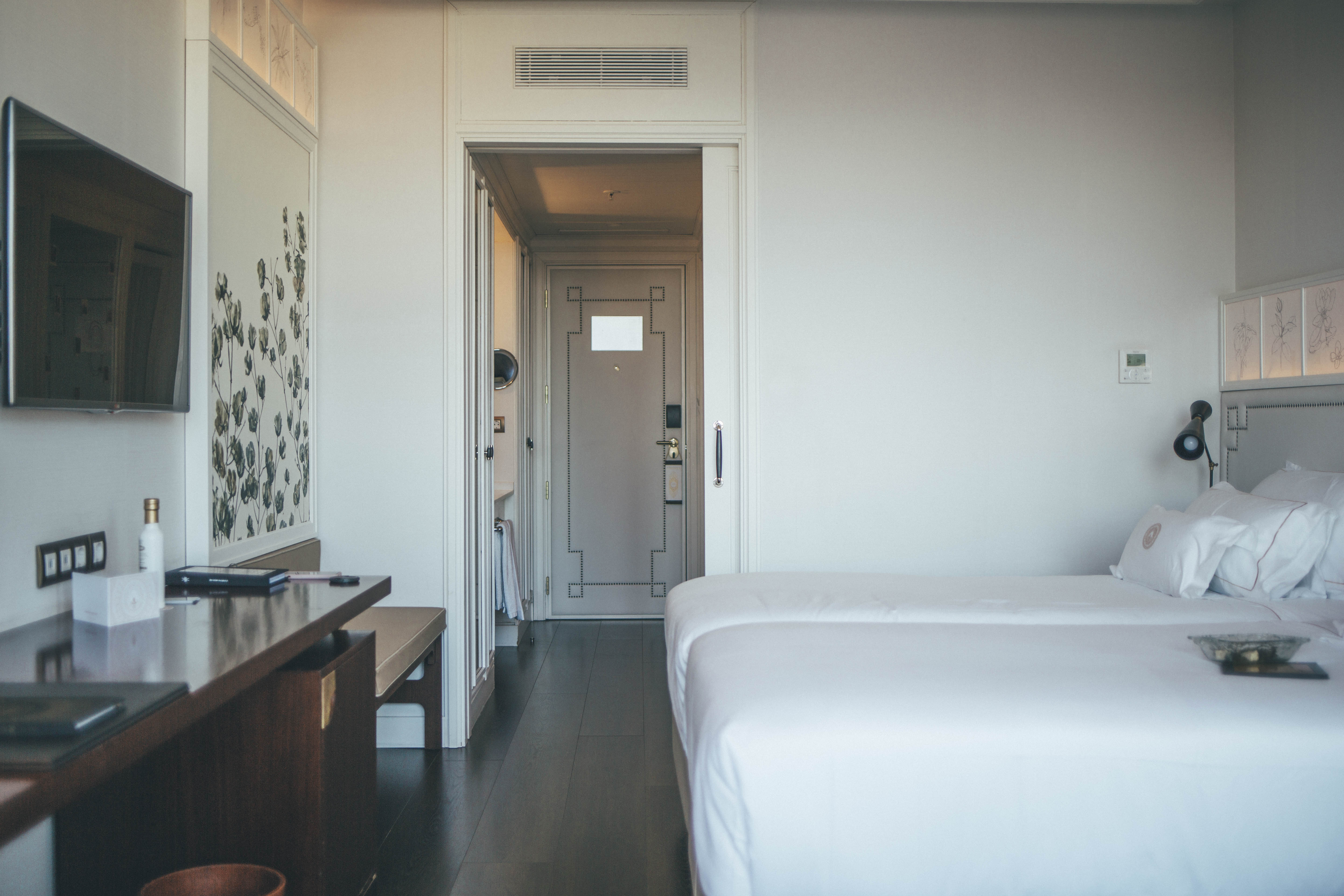 Cotton House Barcelona rooms