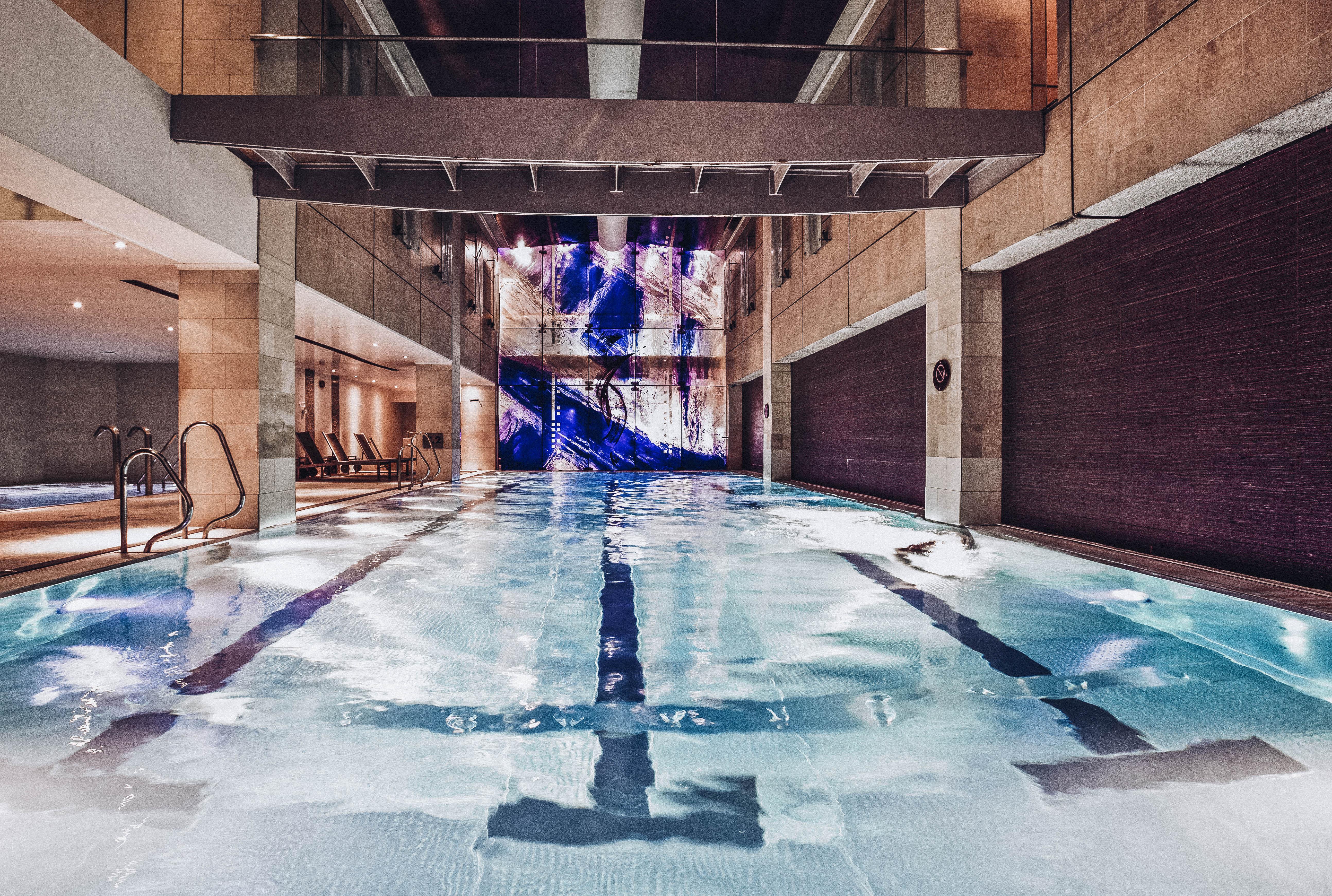 Virgin Active pool