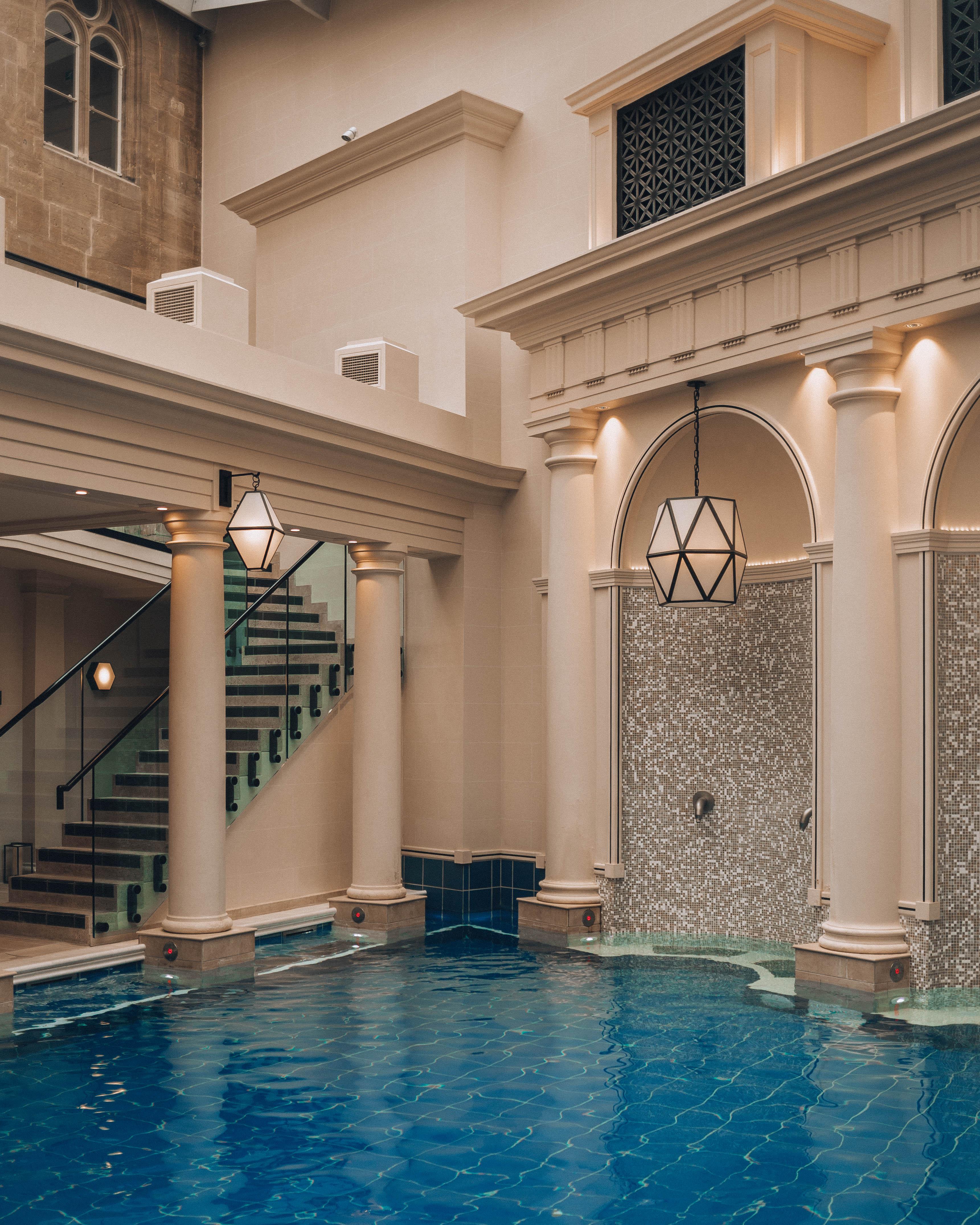 Staycation in Bath