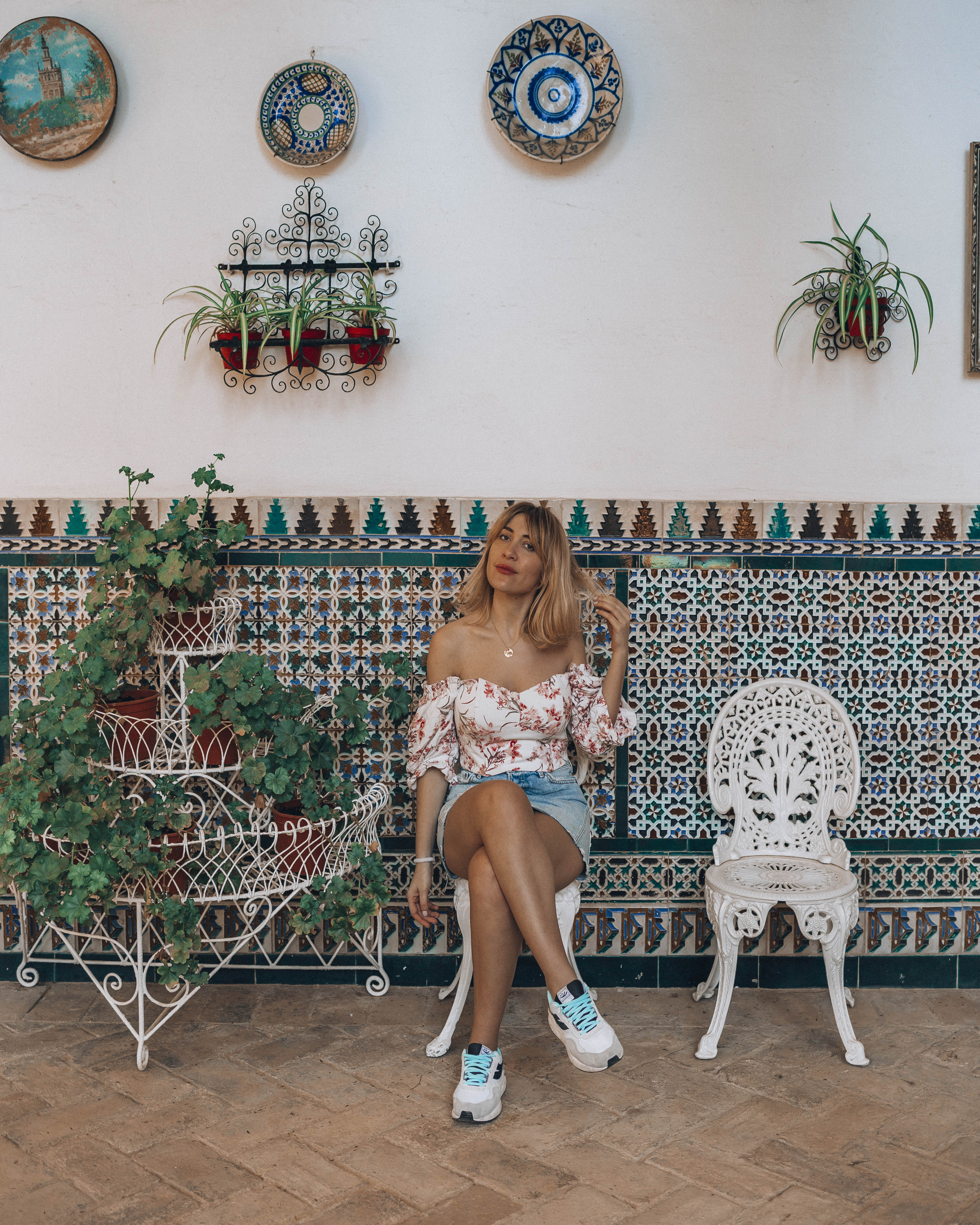 the best places in Seville to visit as first timer - case de la dunas