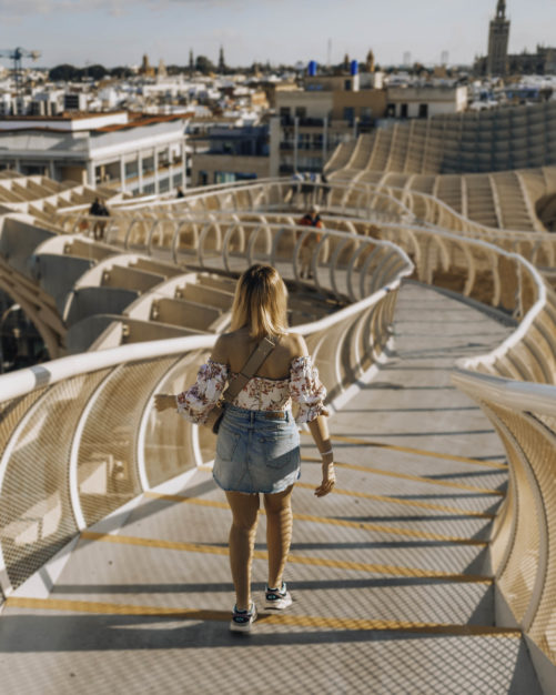 The Best Places In Seville To Visit As First Timer